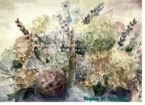 Summer Flower Basket