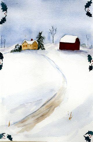 Farm and Holly