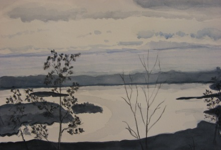 Shores of Lake Superior